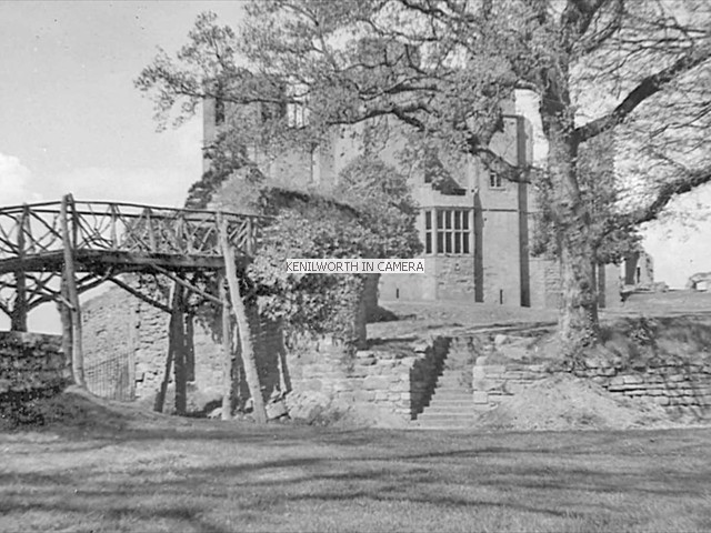 Rustic Bridge, 1948